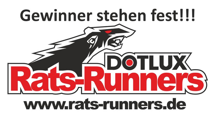 DOTLUX Rats-Runners-Serie 2020 - Gewinner