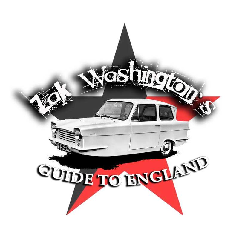 Learn English language with ZakWashington's Guide to England