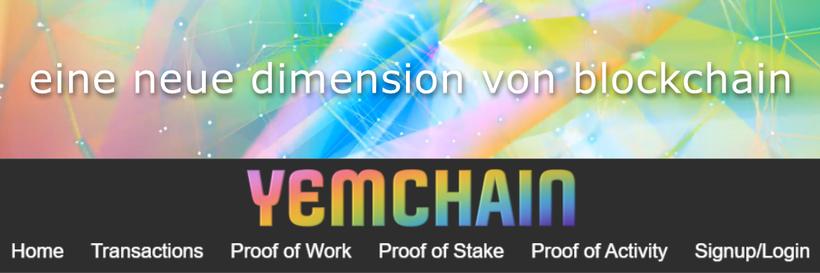 TwnklChain - Die neue Dimension der Blockchain Technologie