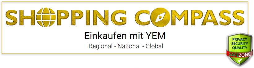 YEM Network - Einkaufen mit YEM - Regional, National, Global