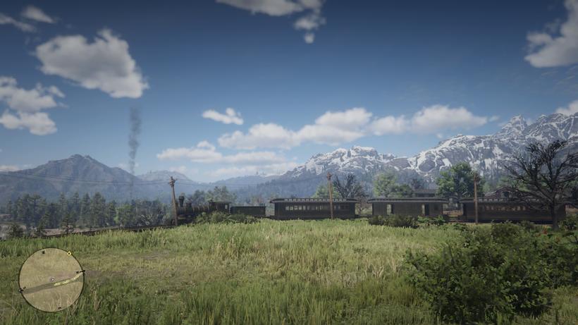 Red Dead Redemption 2 im Test