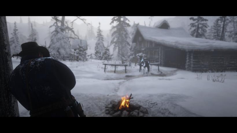 Spieletest zu Red Dead Redemption 2