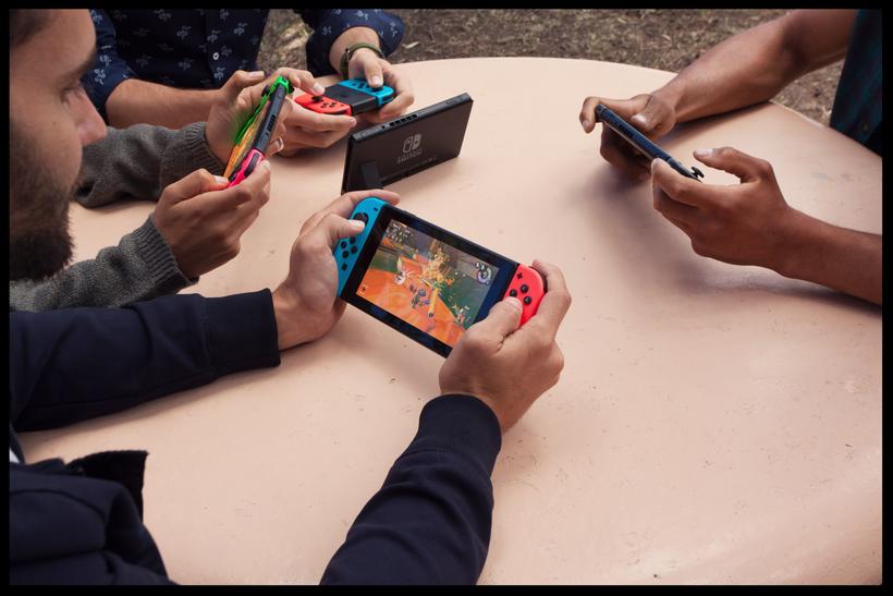 Nintendo Switch lokaler Multiplayer