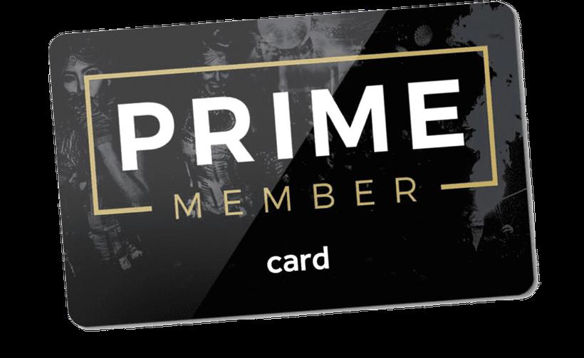 Prime Member Karte