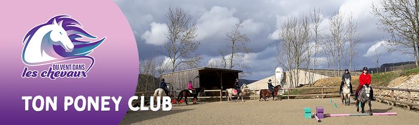 Ton poney club, Du vent dans les chevaux
