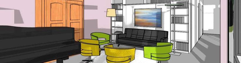 WohnRaum entstört Schlafbereiche, gestaltet gesunde Wohnräume und baut gesunde Massivholzmöbel.