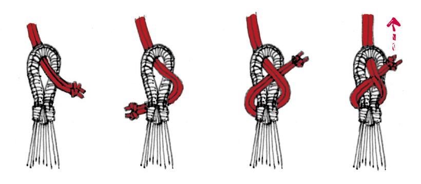ロープの縛り方