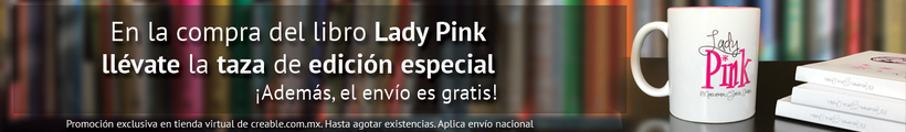 Libro Lady Pink