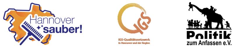 Hannover sauber IGS Qualitätsnetzwerk Politik zum Anfassen e.V. Demokratie Schule Politik Projekte Nachhaltigkeit