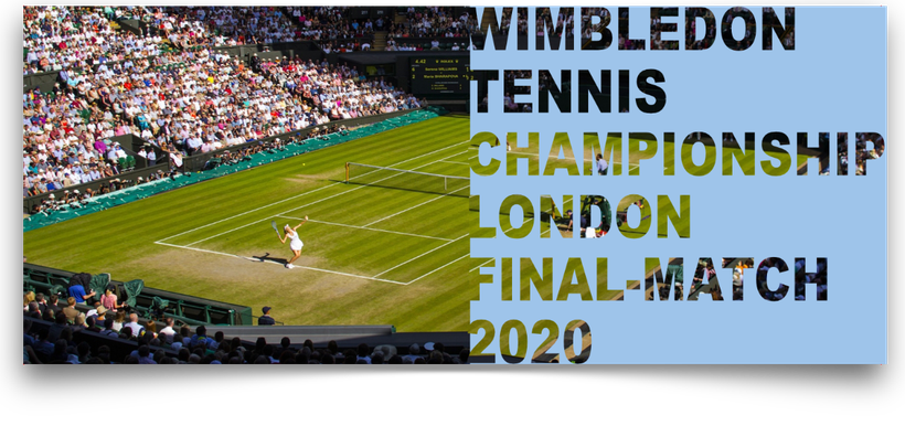 Wimbledon Tennis Grand Slam