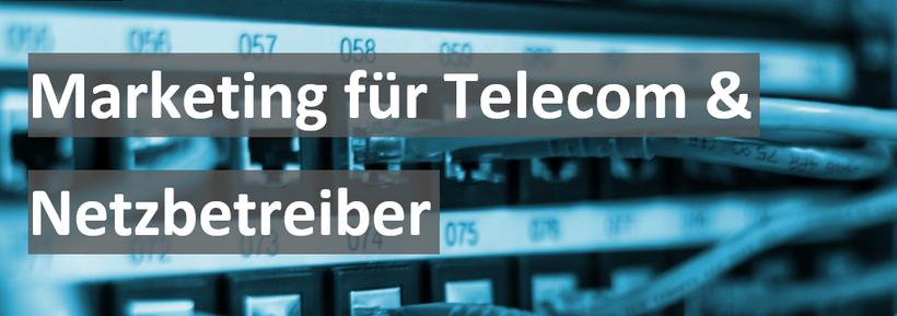 joloo Marketing für Telekomanbieter und Netzbetreiber