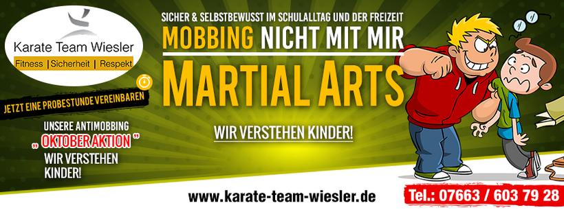 Karate Wiesler Mobbing