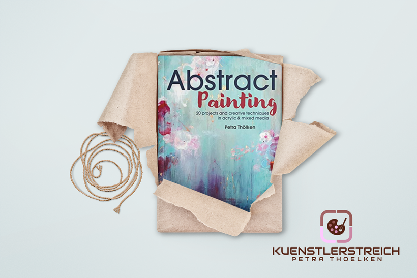 abstract painting in english version