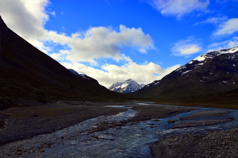 Jotunenheim Nationalpark Norwegen