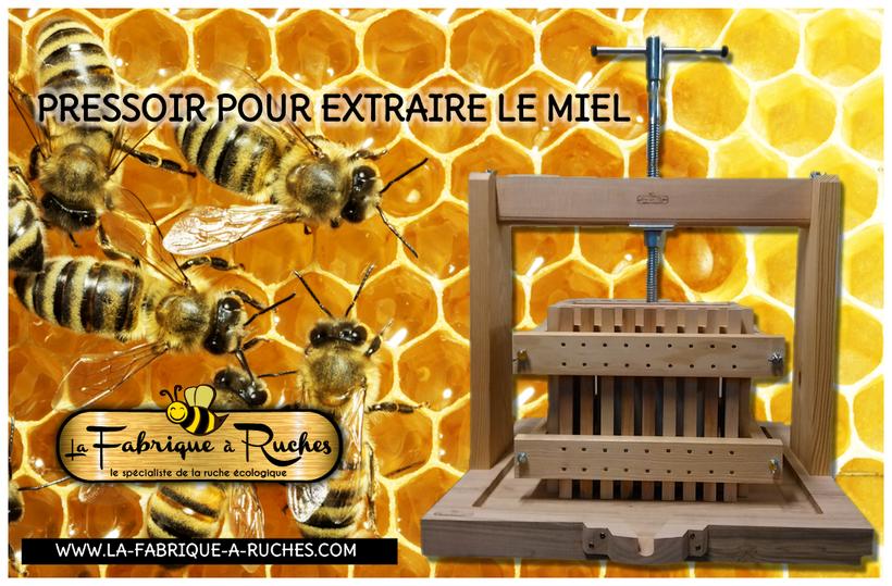 pressoir pour extraire le miel
