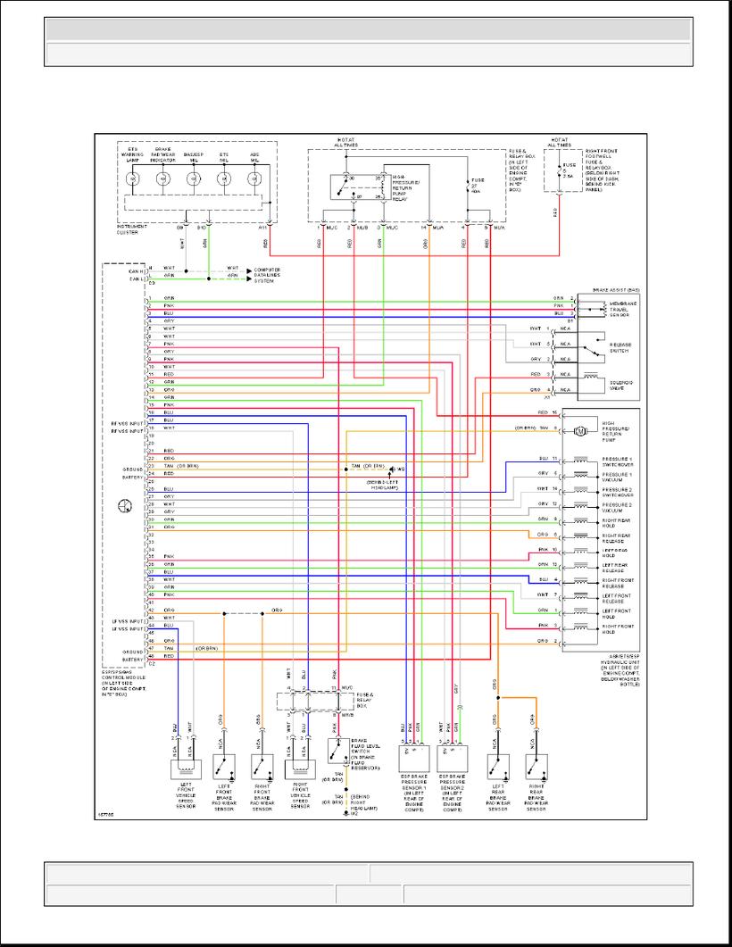 Mercedes Benz Ml320 Wiring Diagram