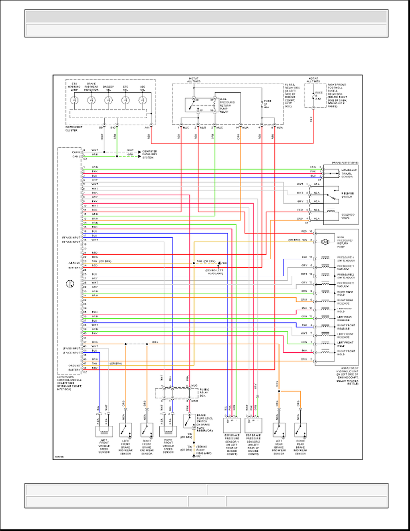 ml320 w163 anti-lock brakes circuit diagram