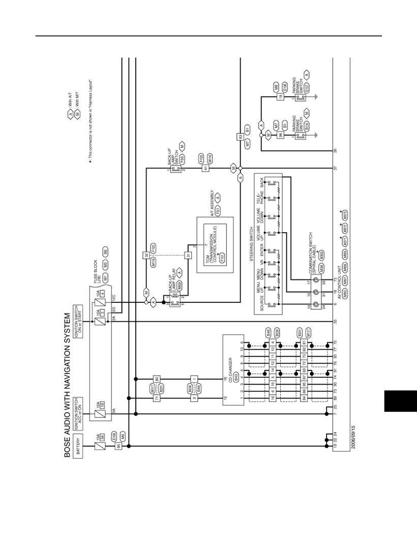 Infiniti G37 Wiring Diagrams