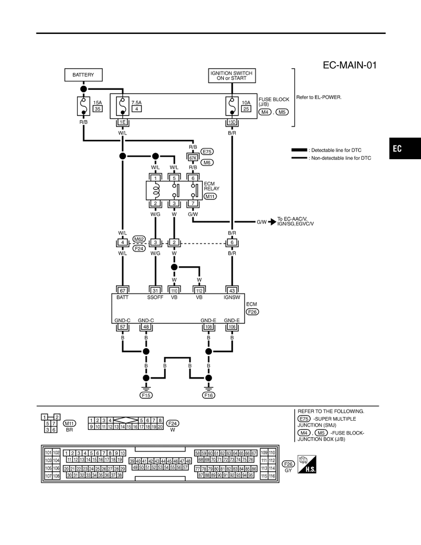 INFINITI G20 Wiring Diagrams - Car Electrical Wiring Diagram on infiniti g20 transmission problems, infiniti g20 engine diagram, infiniti g20 repair manual, infiniti g20 parts catalog, infiniti i30 wiring diagram, infiniti g37 wiring diagram, infiniti g20 chassis diagram, infiniti g35 wiring diagram,