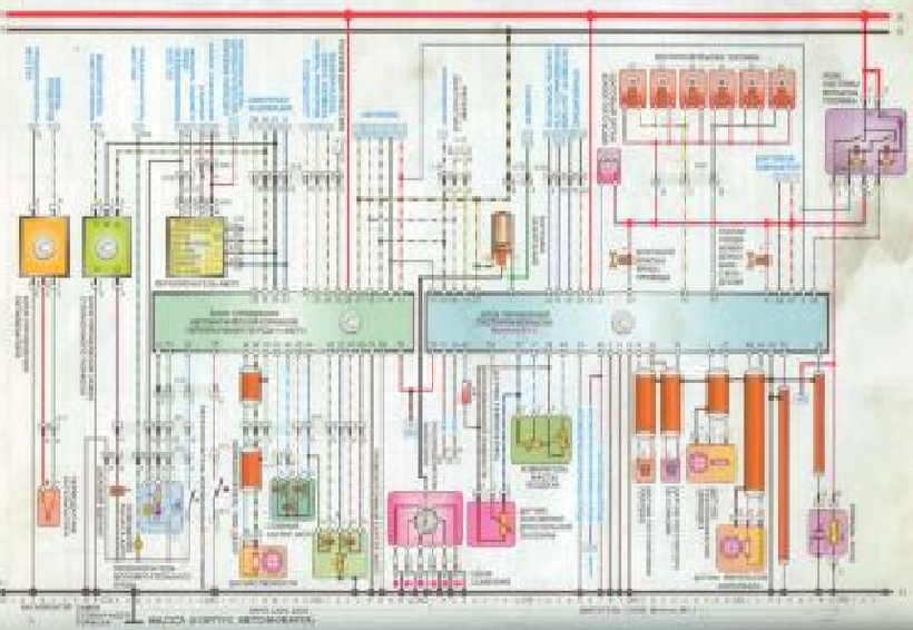 OPEL OMEGA Wiring Diagrams - Car Electrical Wiring Diagram on 4l80e diagram, allison transmission diagram, transmission fault codes,