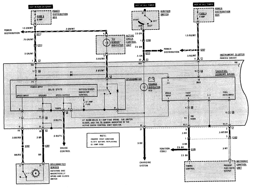 Bmw 528e E28 Wiring Diagrams Car Electrical Wiring Diagram