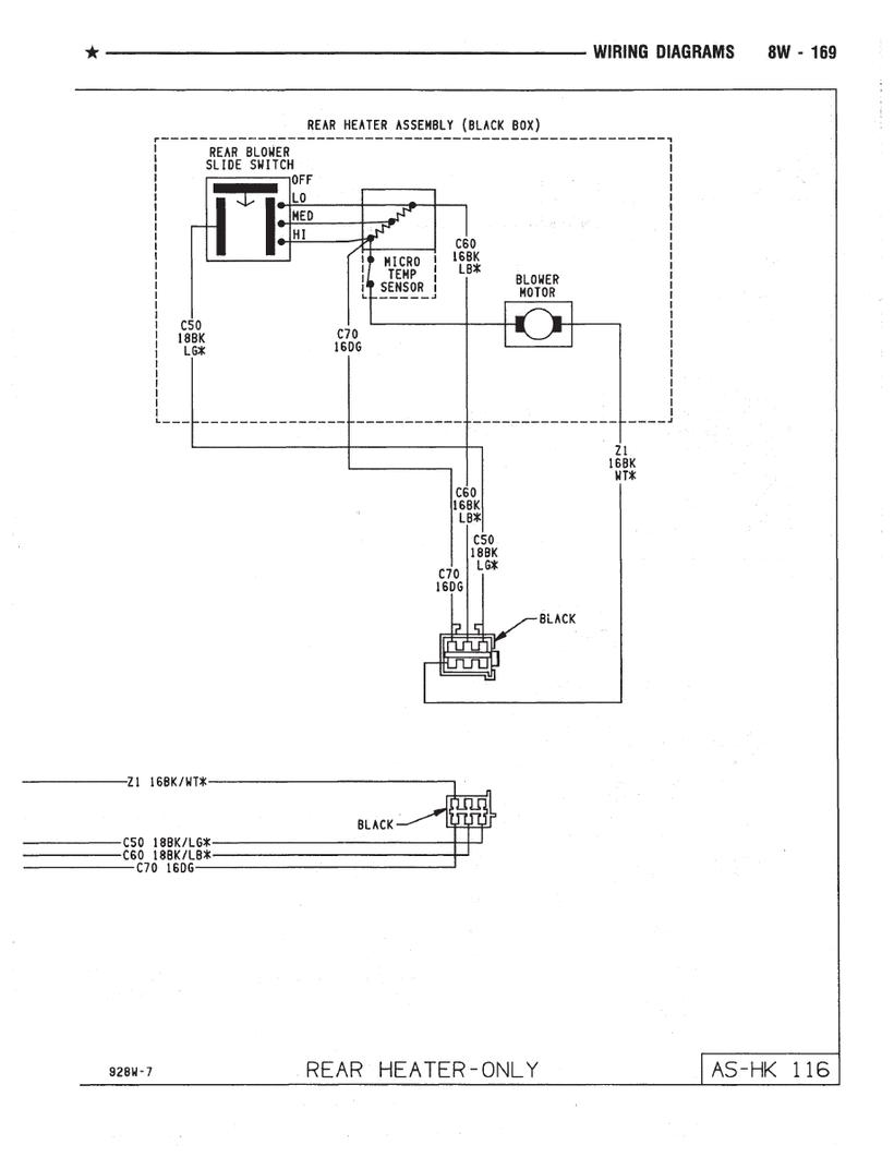 Plymouth Voyager Wiring Diagrams Car Electrical Wiring Diagram