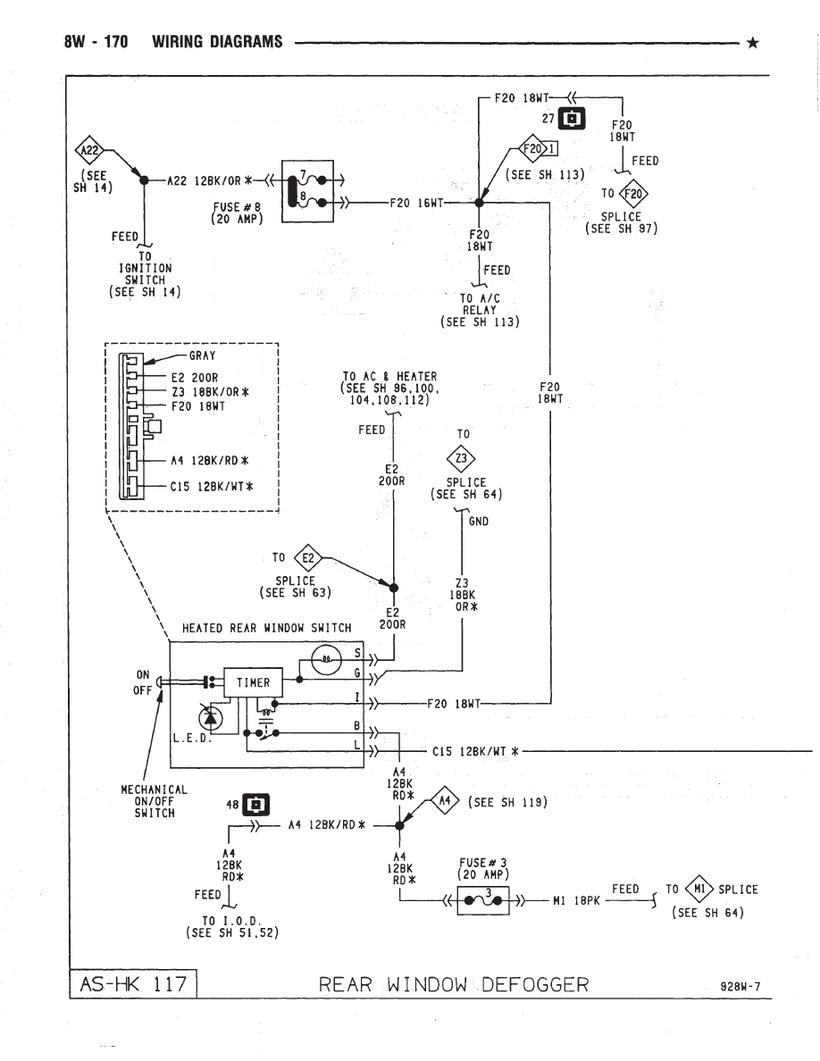 PLYMOUTH Voyager Wiring Diagrams - Car Electrical Wiring DiagramCar Electrical Wiring Diagram - Jimdo