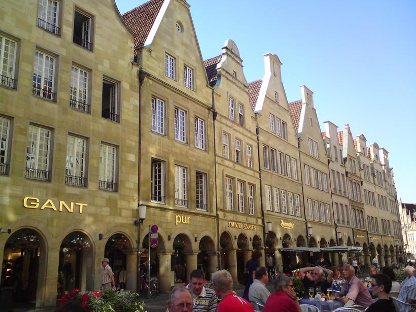 Prinzipal-Markt Münster