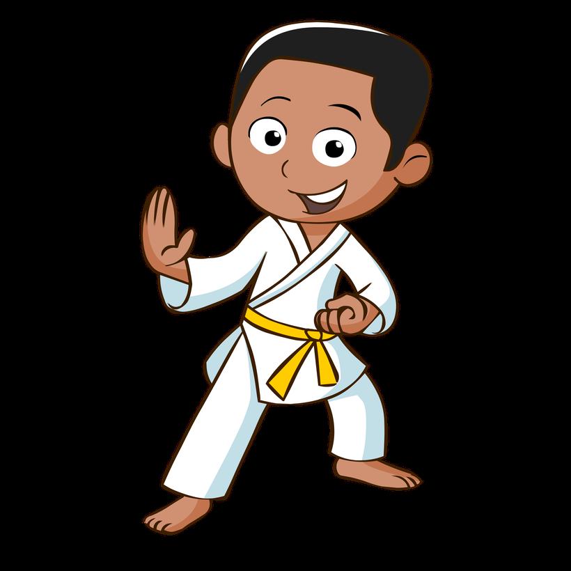 Kinder Karate Foto