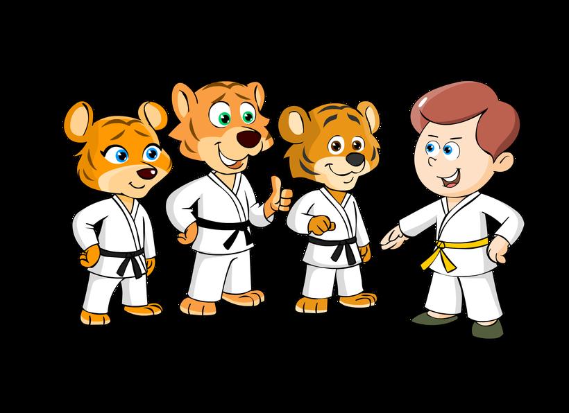 Kinder Karate Bilder 1