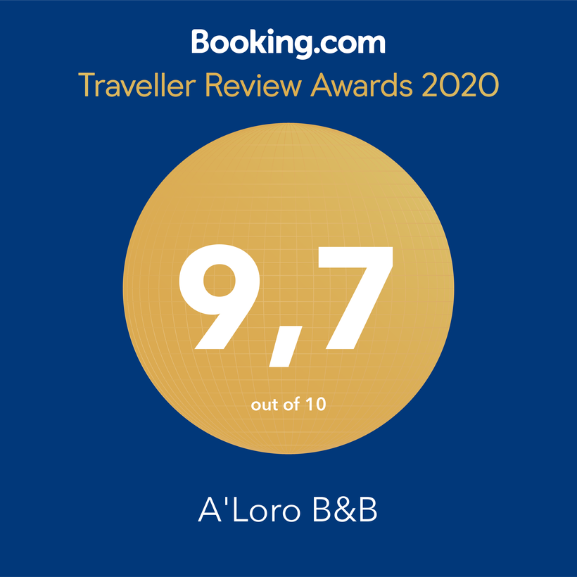 Booking - Traveller Review Awards 2020