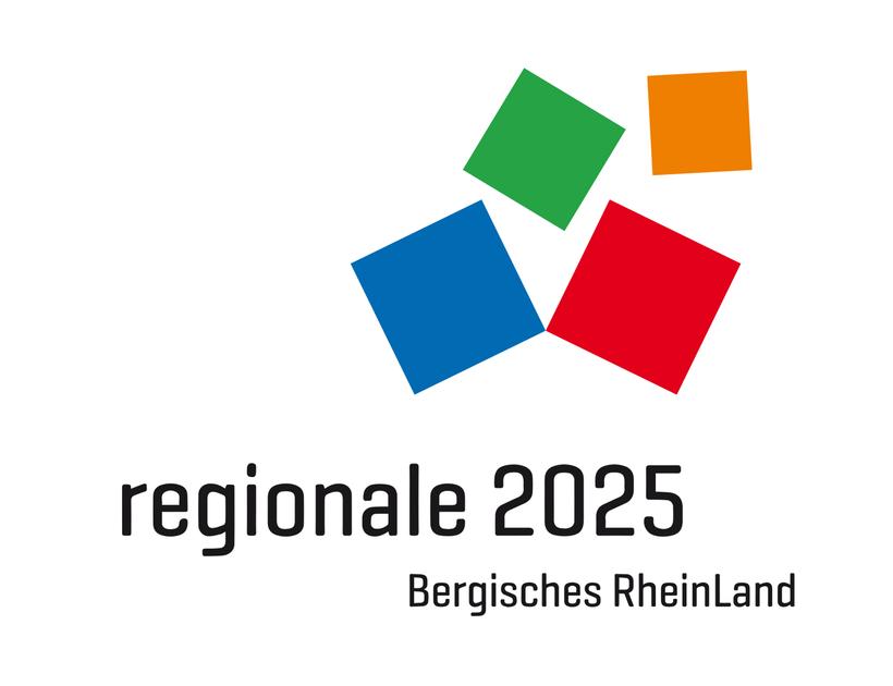 Logo Regionale 2025 Bergisches RheinLand | Nicht realisierter Entwurf für das Strukturförderprogramm des Landes NRW