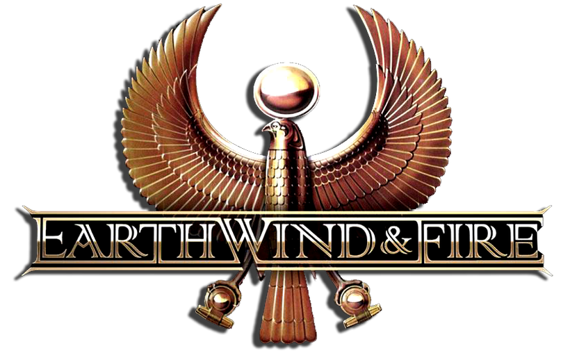 the Funky Soul story - logo Earth, Wind & Fire 02