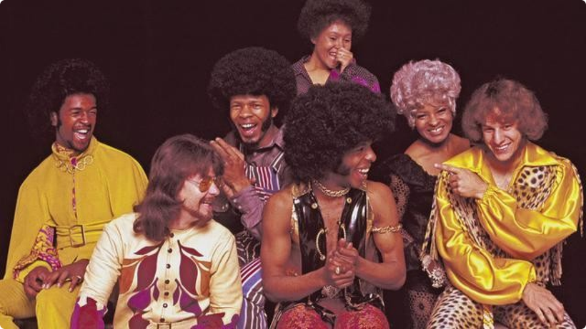 the Funky Soul story - Sly & The Family Stone 06