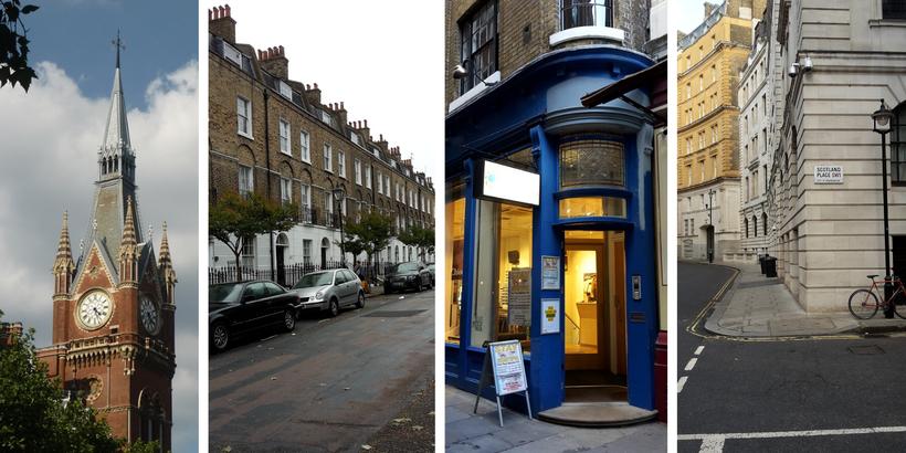 10 Harry Potter Drehorte London - eine selbst gefürte Tagestour