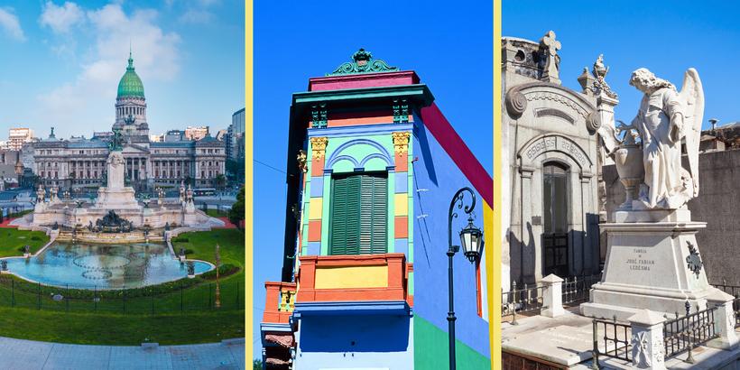 Top 10 Sehenswürdigkeiten Buenos Aires
