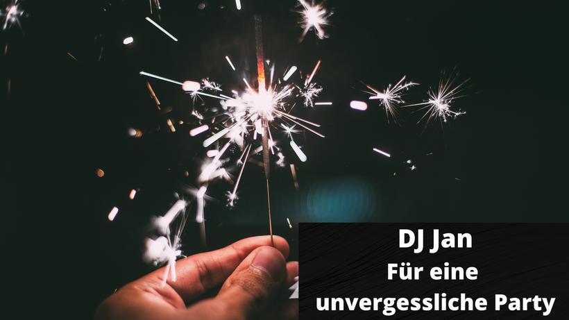 DJ Jan für Geburtstag, DJ Geburtstag, unvergessliche Party, DJ Göttingen