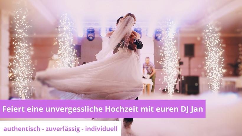 feiert mit DJ Jan Göttingen, Professionell, Zuverlässig und Individuell