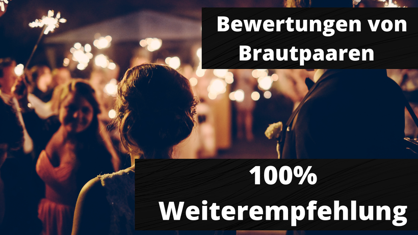 Top Bewertungen bei DJ Jan, Hochzeits DJs, Hochzeit DJ Northeim