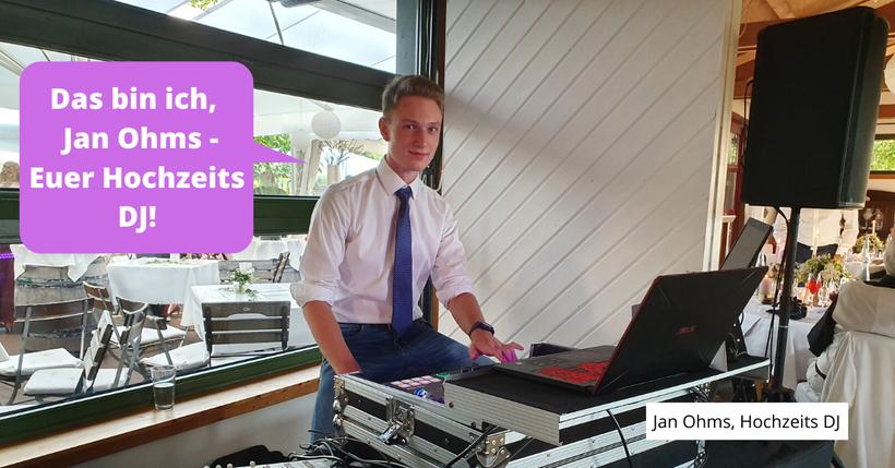 Hochzeit DJ Witzenhausen, Hochzeits DJ Jan