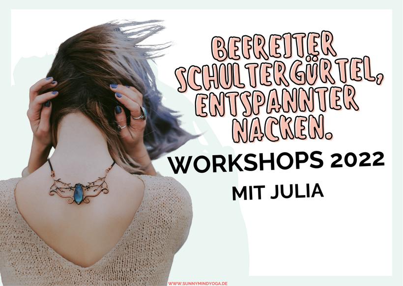 Schulter-Nacken Workshop Leverkusen