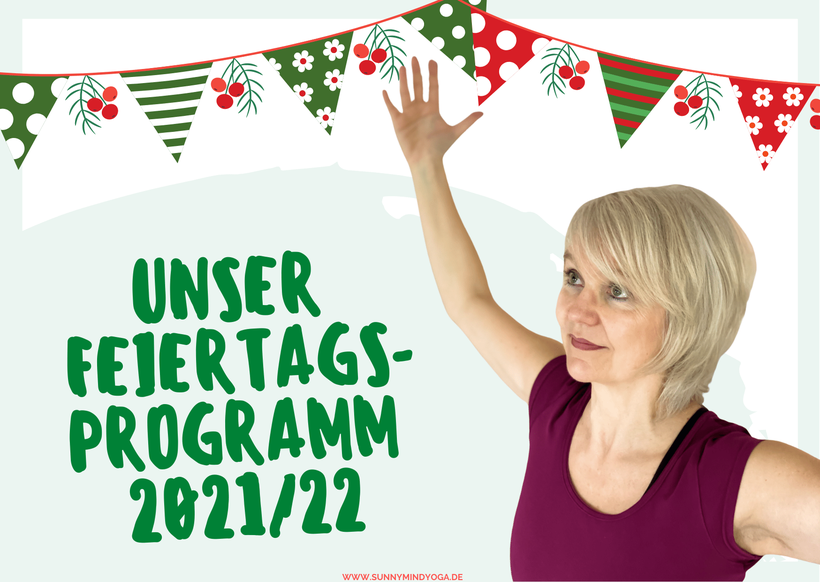 Yoga Weihnachten Leverkusen 2021