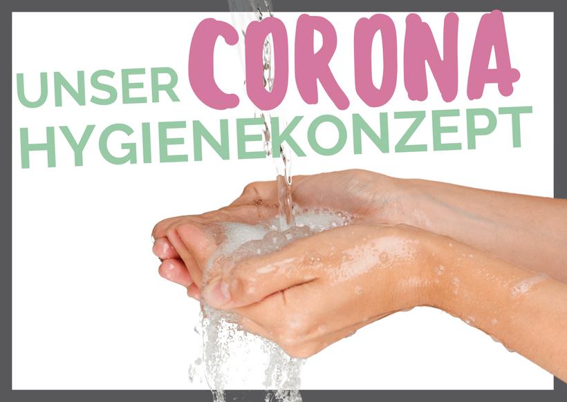 Corona Hygienekonzept