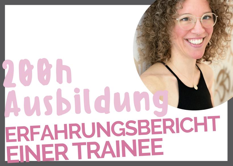 Erfahrung Yogalehrerausbildung NRW