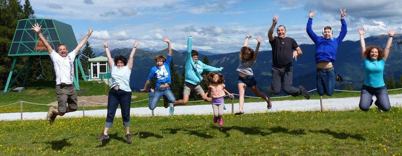 Jumping smile Slovène - 20 Août 2015