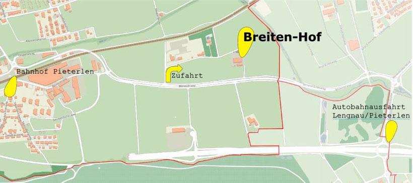 Breiten-Hof Familie Tellenbach Pieterlen