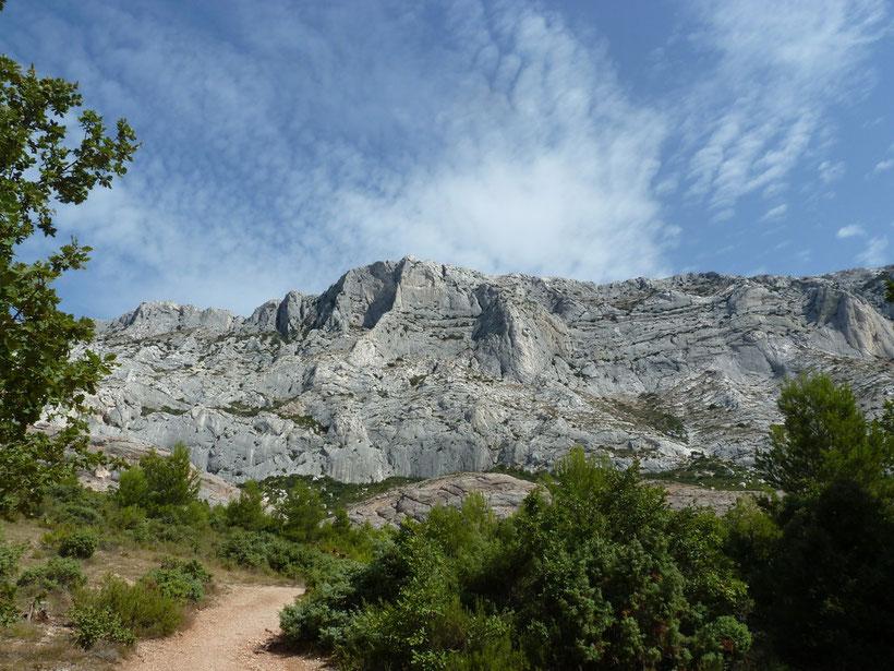 Mont Sainte-Victoire (Herr Fahrtenschreiber)