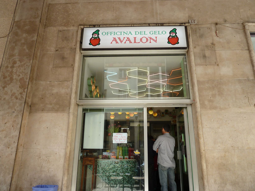 Gelateria Avalon in Bozen