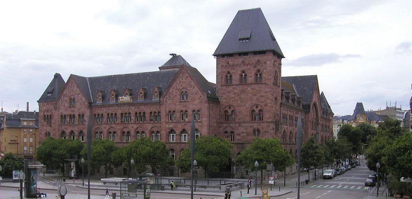 Grande Poste monument historique