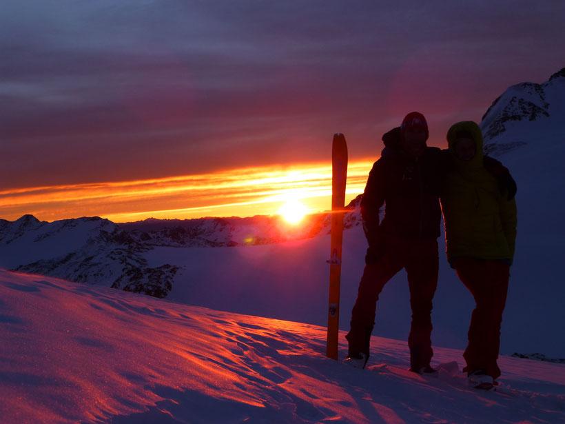Frohe Weihnachten wünscht das Skirunningteam